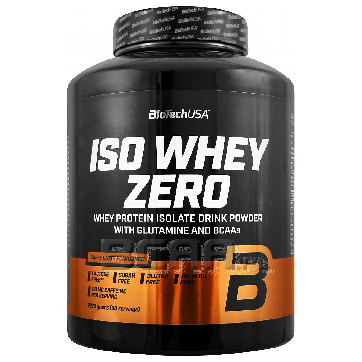 iso whey zero with real coffee biotech usa 2270g promocja sklep. Black Bedroom Furniture Sets. Home Design Ideas
