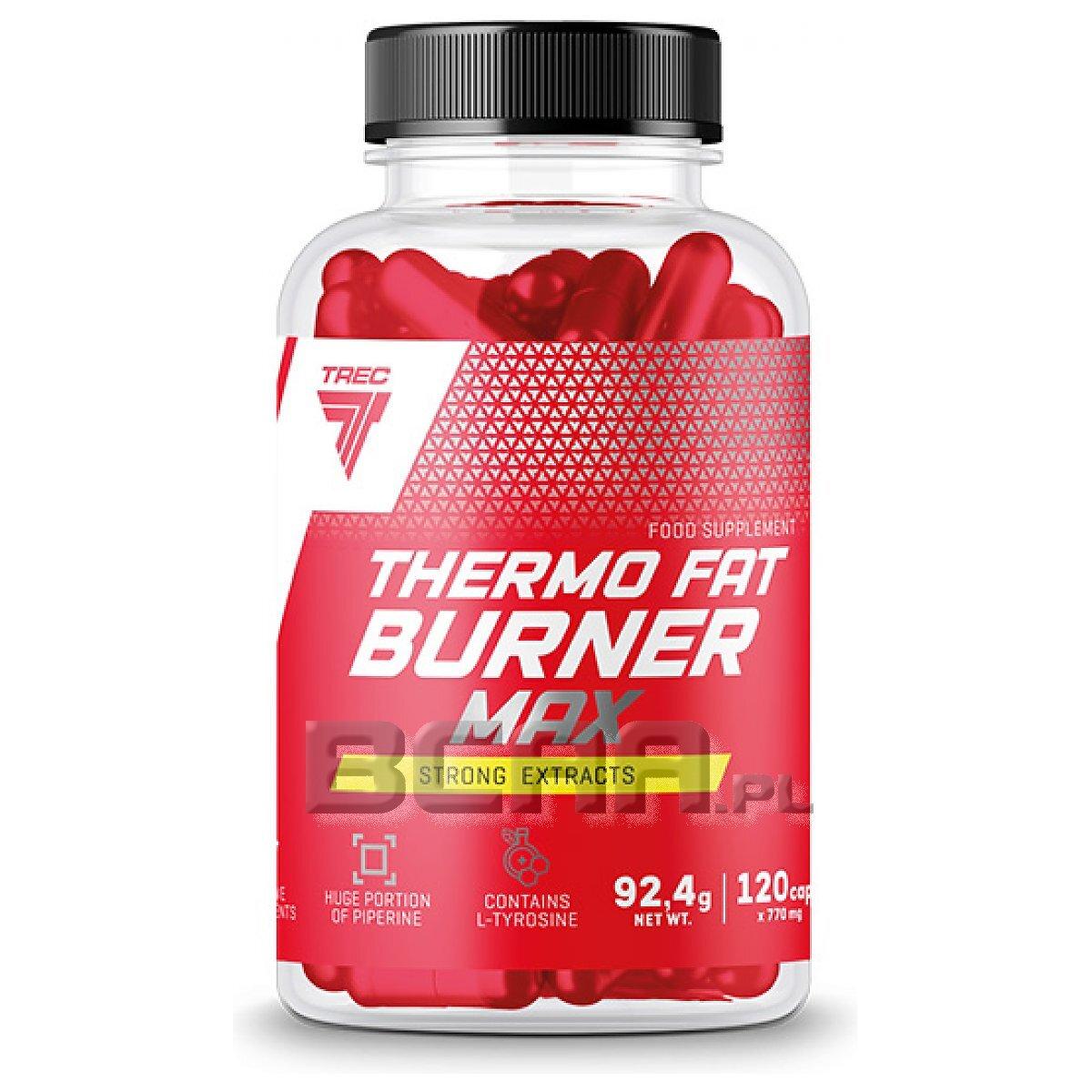 Trec Nutrition Clenburexin - caps (Supliment pentru arderea grasimilor) - Preturi