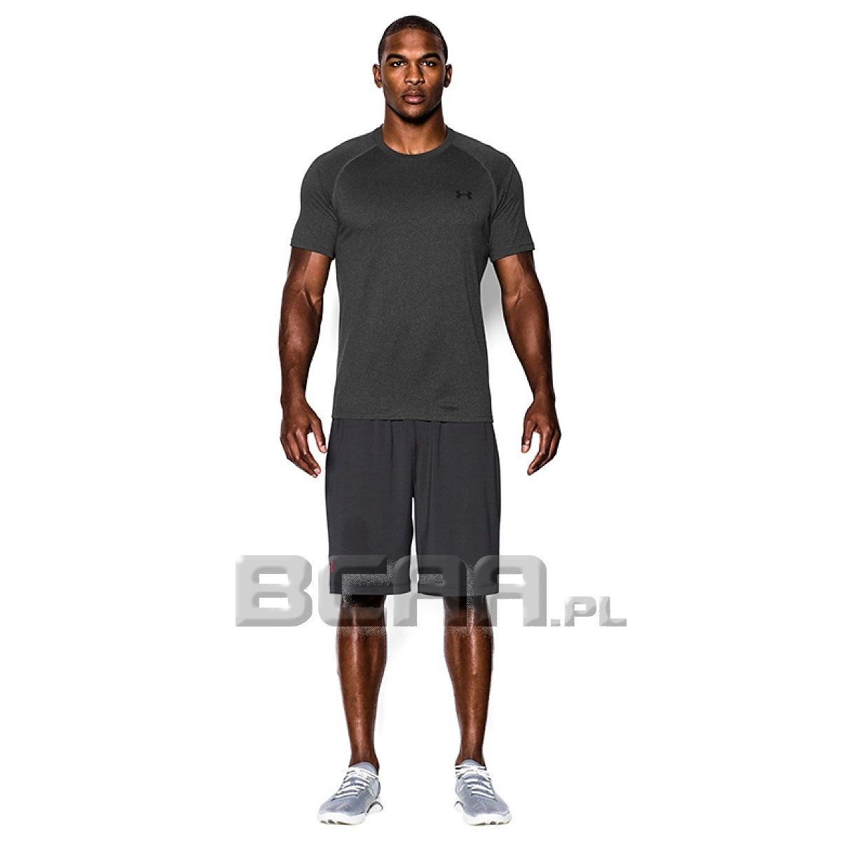 Men S Tech Short Sleeve T Shirt 1228539 090 Under Armour