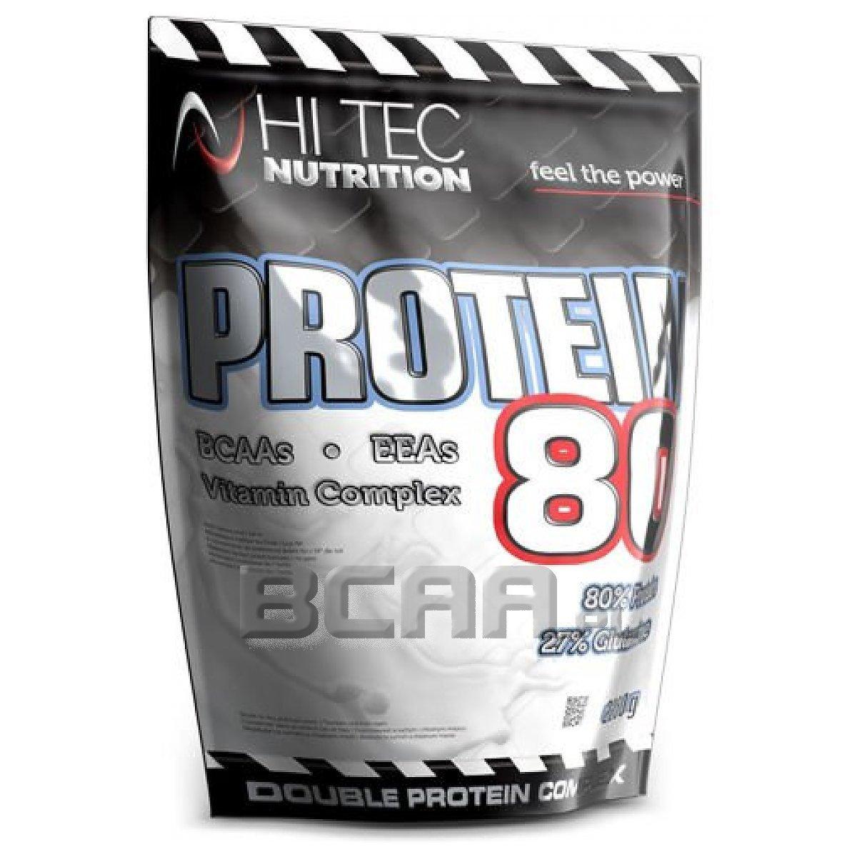 50% ceny kupować różne kolory Hi Tec Protein 80 2250g [promocja]