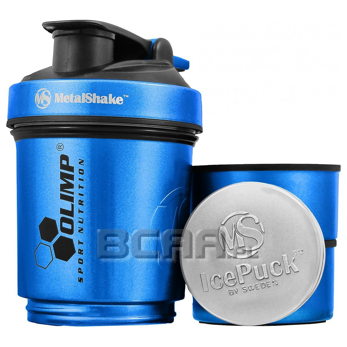 Metal Shake Olimp 600ml • Sklep BCAA.pl
