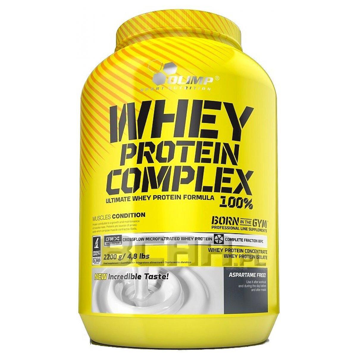 78f973a8c2a0 Whey Protein Complex 100% Olimp 2200g Wyprzedaż! • Sklep BCAA.pl