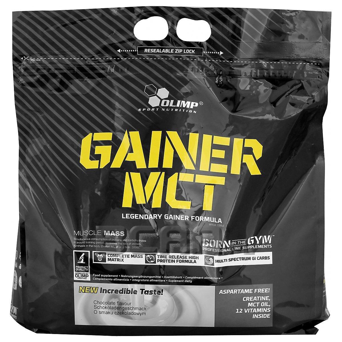 5958a7b0b522 Gainer MCT Olimp 6800g • Sklep BCAA.pl
