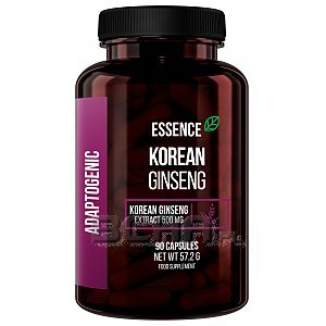 Essence Nutrition Korean Ginseng 90tab. 1/2