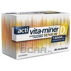 Acti Vita-Miner Senior D3 60tab. 1/1
