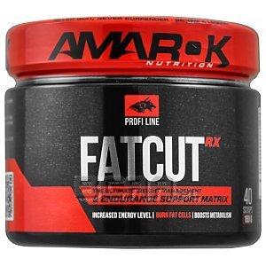 Amarok Nutrition Fat Cut RX 160g 1/4