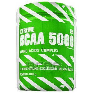 Fitness Authority Xtreme BCAA 5000 400g 1/2