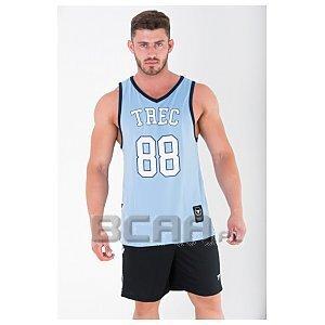 Trec Wear Koszulka Jersey 011 Blue 1/4
