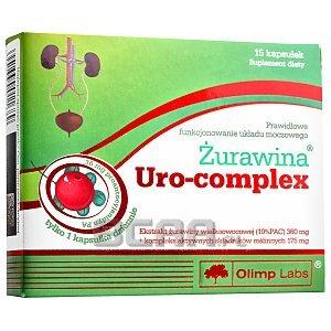 Olimp Żurawina Uro-Complex 15kaps. 1/1