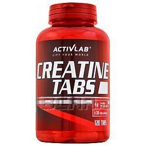 Activlab Creatine Tabs 120tab. [promocja] 1/2