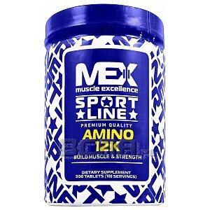Mex Nutrition Amino 12K 300tab. 1/2
