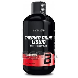 BioTech USA Thermo Drine Liquid 500ml 1/1