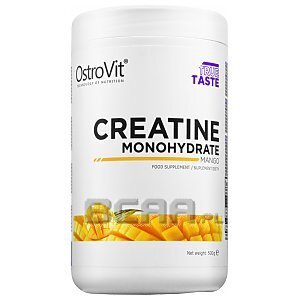 OstroVit Monohydrate Creatine 500g [promocja] 1/5