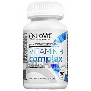 OstroVit Vitamin B Complex 90tab. 1/3