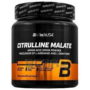 BioTech USA Citrulline Malate 300g 1/4