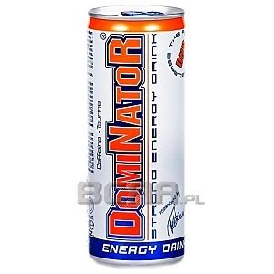 Olimp Dominator Strong Energy Drink 250ml 1/1