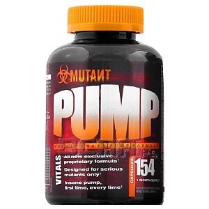 PVL Mutant Pump 154kaps. 1/1