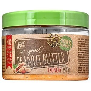 Fitness Authority So Good! Peanut Butter Crunchy 350g 1/1