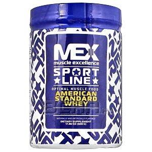 Mex Nutrition American Standard Whey 500g 1/1