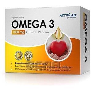 Activlab Omega 3 1000mg 60kaps. 1/1