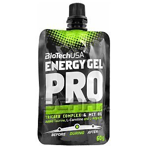 BioTech USA Energy Gel Pro 60g 1/1