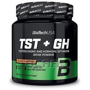 BioTech USA TST+GH 300g [promocja] 1/1