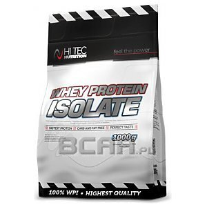 Hi Tec Whey Protein Isolate 1000g 1/1