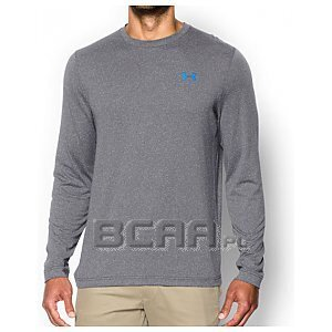 Under Armour Koszulka Męska ColdGear Lightest Warmest Crew 1259675-002 ciemnoszary 1/5