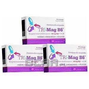 Olimp Tri-Mag B6 Magnez 3x30tab. 1/1