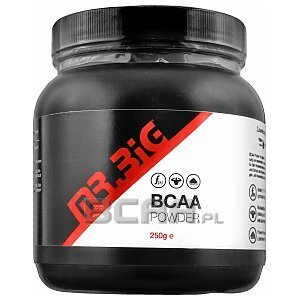 Mr. Big Pure BCAA Powder 250g 1/1