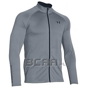 Under Armour Bluza Męska Tech FZ Track Jacket 1271954-035 jasnoszary 1/6