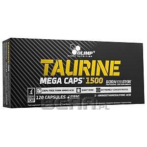 Olimp Taurine 1500 Mega Caps 120kaps. 1/1