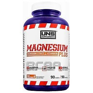 UNS Magnesium Plus 90tab. 1/2