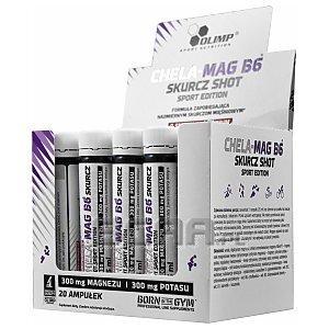 Olimp Chela-Mag B6 Skurcz Shot Sport Edition 20x25ml 1/3