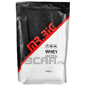 Mr. Big Whey Protein 1000g 1/2