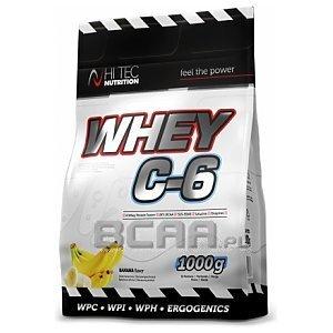 Hi Tec Whey C6 1000g 1/3