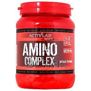 Activlab Amino Complex 300tab. Wyprzedaż! 1/1