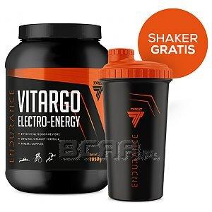 Trec ENDURANCE Vitargo Electro Energy 1050g + Shaker 055 Black 700ml  1/1