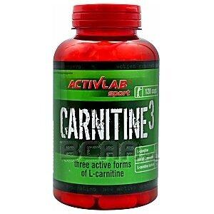 Activlab Carnitine 3 L-Karnityna 120kaps. [promocja] 1/1