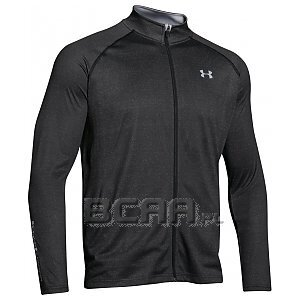 Under Armour Bluza Męska Tech FZ Track Jacket czarny 1/6