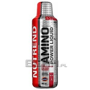 Nutrend Amino Power Liquid 500ml 1/1