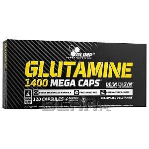 Olimp Glutamine 1400 Mega Caps 120kaps. 1/1