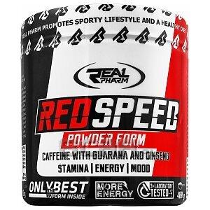 Real Pharm Red Speed Powder 400g 1/3