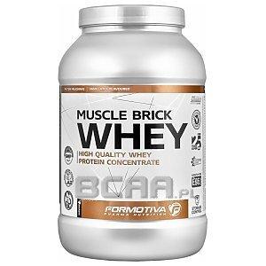 Formotiva Muscle Brick Whey 1000g 1/1