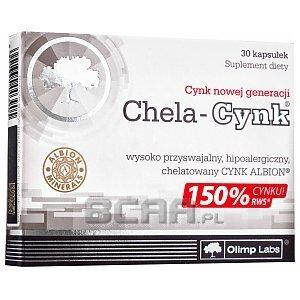 Olimp Chela-Cynk 30kaps. 1/1