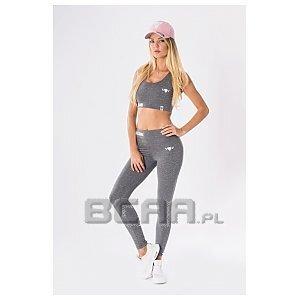 Trec Wear Leginsy TrecGirl 018 Strong Grey 1/4