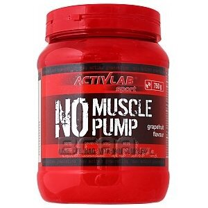 Activlab No Muscle Pump 750g 1/1