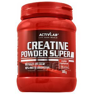 Activlab Creatine Powder 500g 1/2