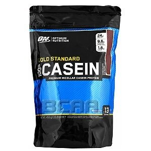 Optimum Nutrition 100% Casein Gold Standard 450g 1/1