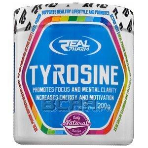 Real Pharm Tyrosine 200g 1/1